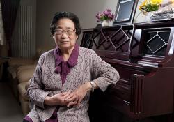 """屠呦呦入选《时代周刊》100位最具影响力女性人物<font color=""""red"""">榜</font>"""